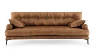 Watson soffa vintage läder