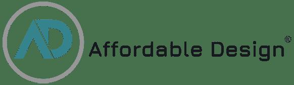 affordable design logo